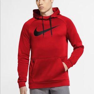 Nike Therma Men's Pullover Swoosh Training Hoodie